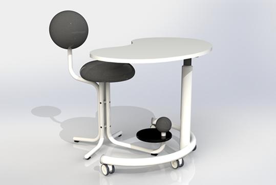 globe concept table
